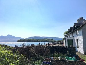 View from my garden, Isle of Ulva