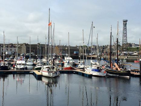 Wick Harbour Day