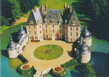 Location Chateau Renard Chateauroux Loiret