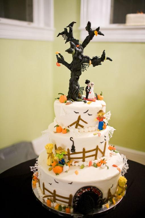 61 Spooky Halloween Wedding Ideas HolidaySmart