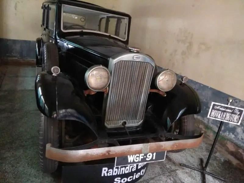 Rabindranath Thakur Car