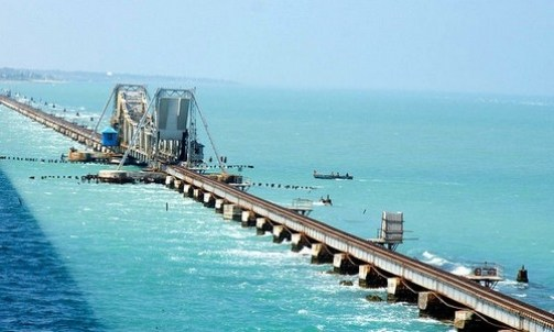 Image result for Rameshwaram and Dhanushkodi, Tamil Nadu
