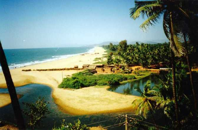 Gokarna, tourist places in South India