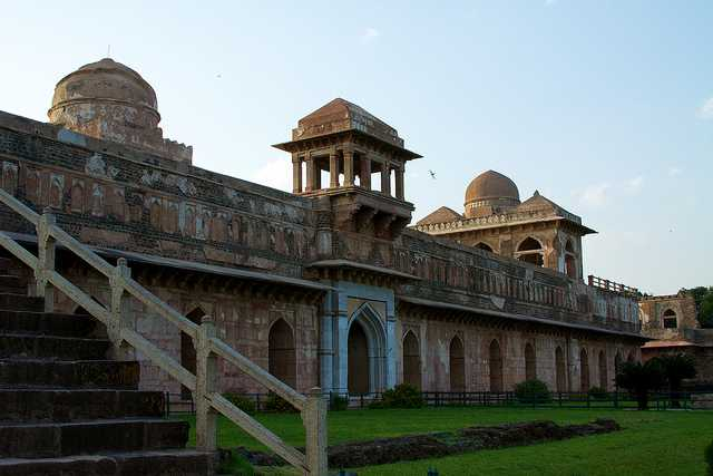 Mandu, Places to visit in August in India