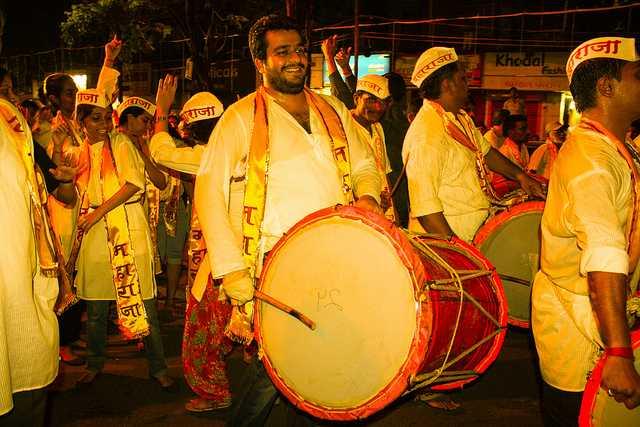 Ganesh Chaturthi in Mumbai: Procession and celebrations