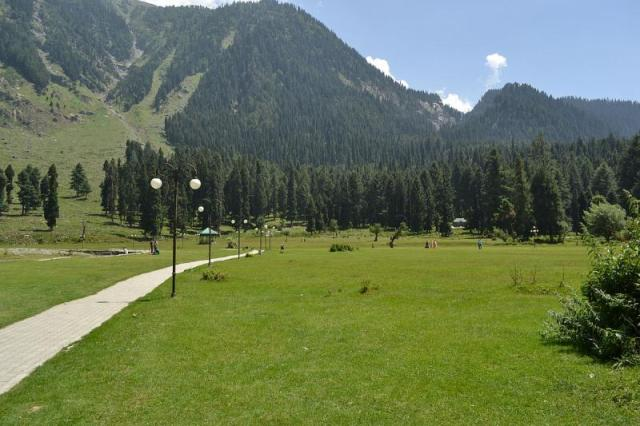 pahalgam, Places to visit in August in India