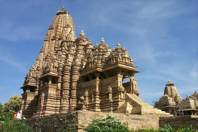 Khajuraho, Places to visit in August in India