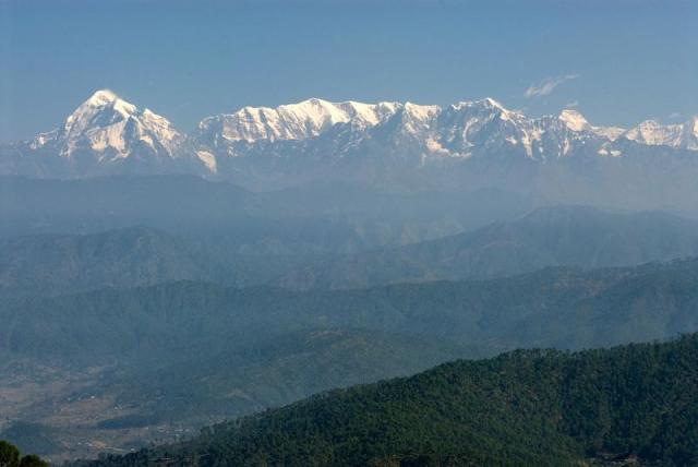 Kausani, Places to visit in August in India