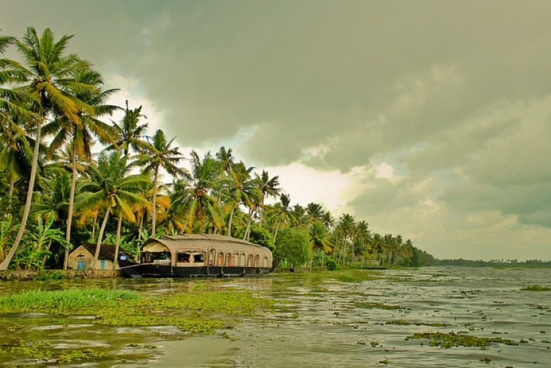 Kumarakom, places to visit in august in India