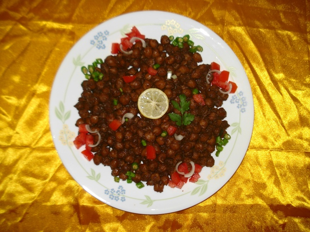 Chana Ghugni, Food of Bihar