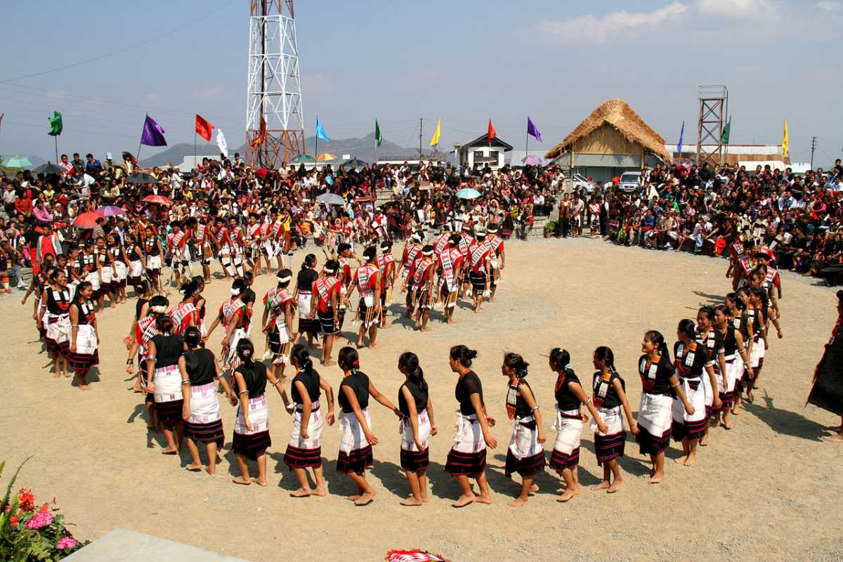 chair dance ritual song dining with casters arunachal pradesh culture tradition food holidify