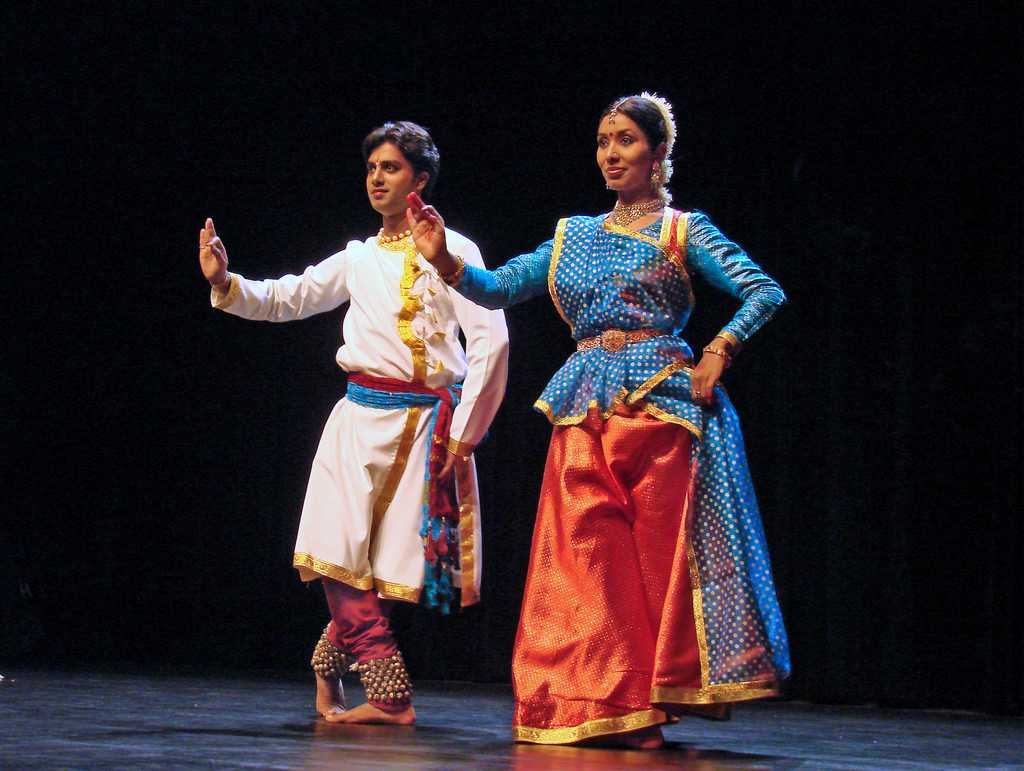 Kathak,  Dances of India