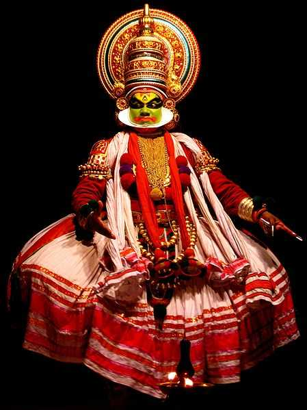 Kathakali, Dances of India