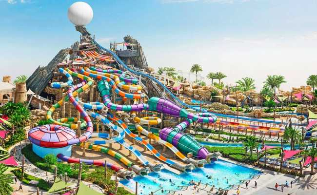 7 Unique Water Parks In Dubai You Must Visit In 2020