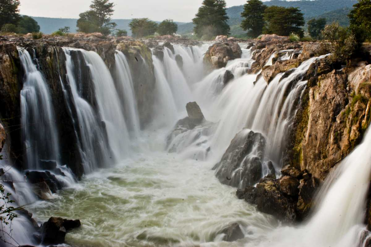 Jog Falls Hd Wallpaper Hogenakkal Falls Hogenakkal Hogenakkal Falls Images