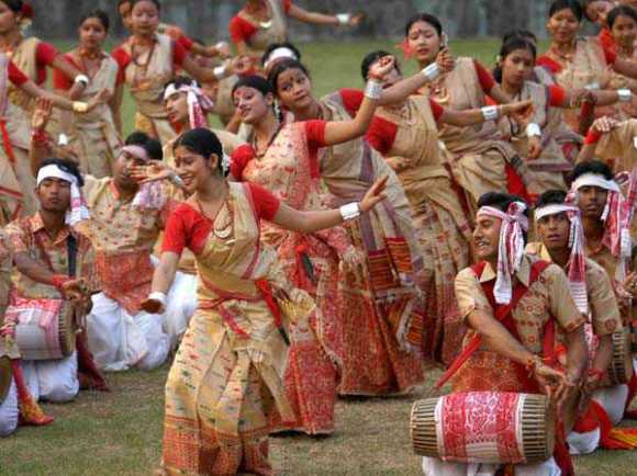 Culture of Assam - Traditions, Food, Festivals & Dance ...