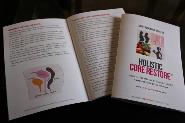 Holistic Core Restore® Broschüre