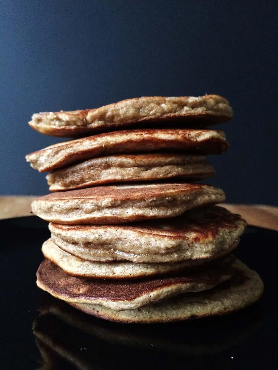 Low Carb Pfannkuchen mit Kokosmehl