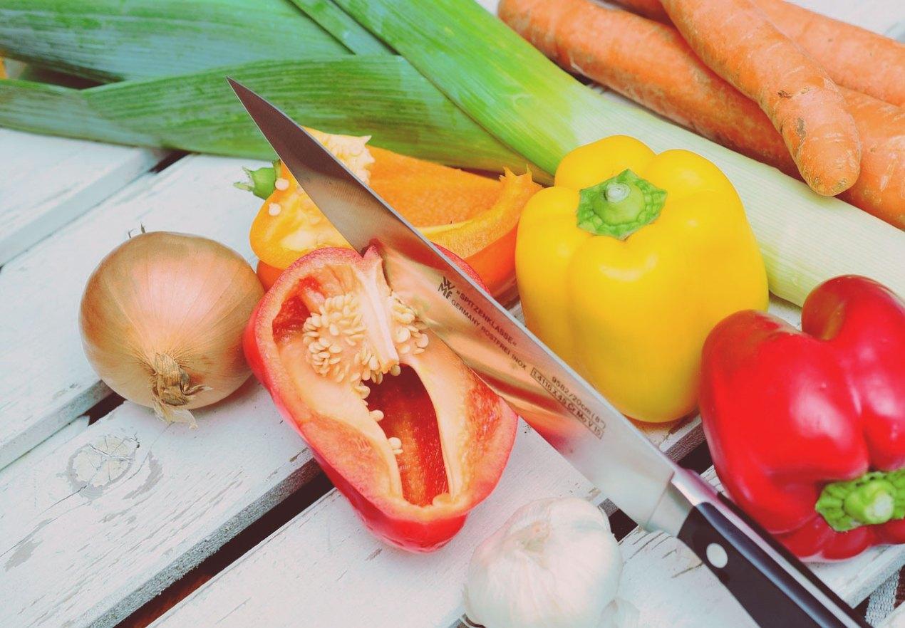 Die richtige Ernährung & 10 einfache Grundsätze