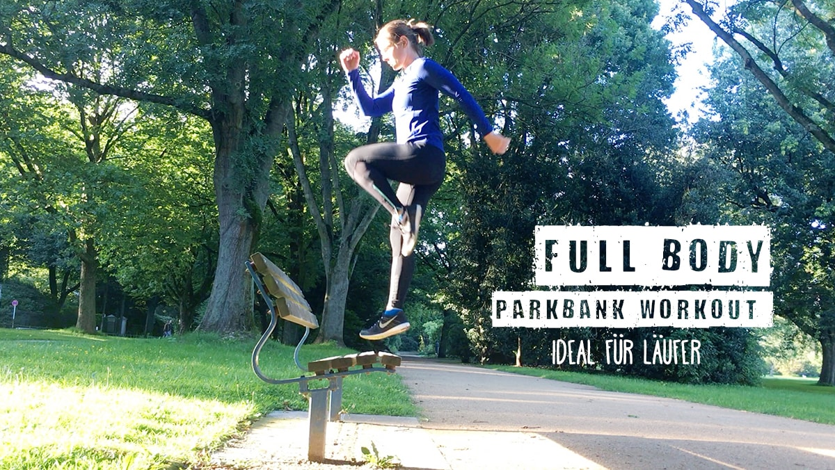Parkbank Workout Full Body