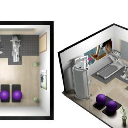 Hotel and Corporate Gyms