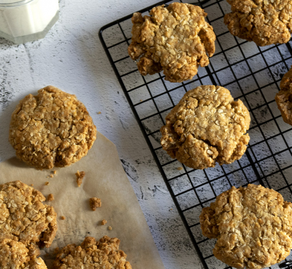 Easy And Delicious ANZAC Biscuits