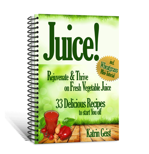 33 Delicious Juice Recipes!