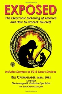 Exposed 5G networks may pose serious health risk...