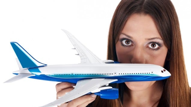 Fighting fear of flying with homeopathy