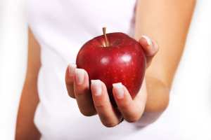 non-browning GMO apples