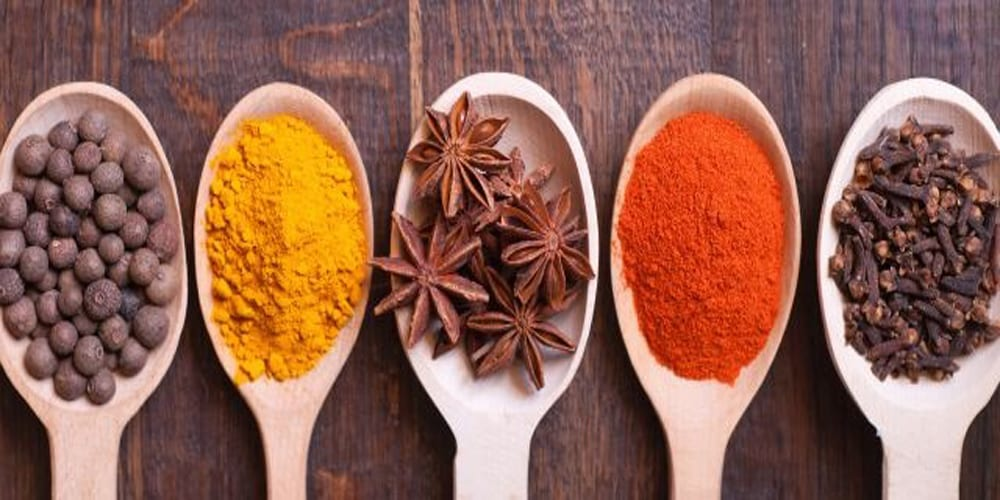 Eight common kitchen spices that are healing superfoods