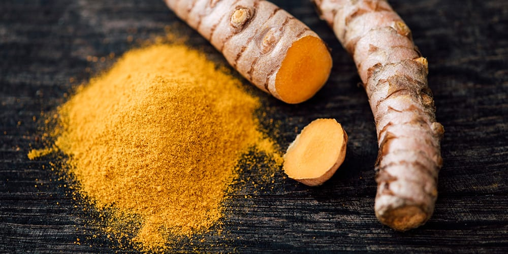 TURMERIC NATURALLY INCREASES BRAIN CELL GROWTH