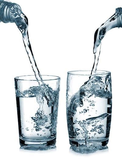 Cactus water versus coconut water