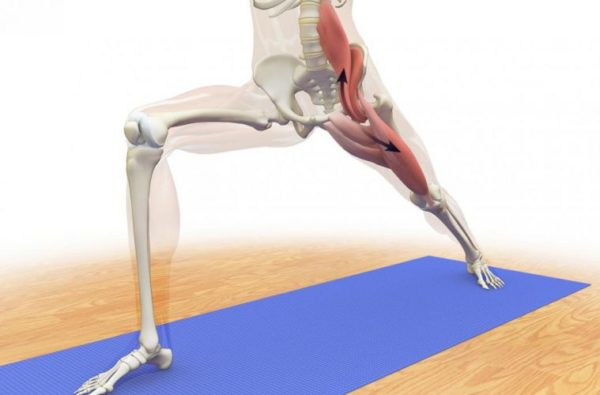 How to release the stress that gets stored in our physical body (hint: psoas)