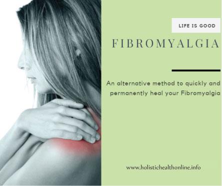 The phenomenon called fibromyalgia