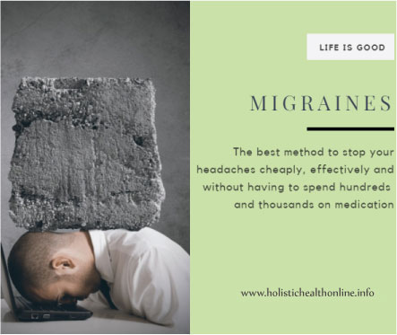 migraines Oxygen deprivation cause of headaches