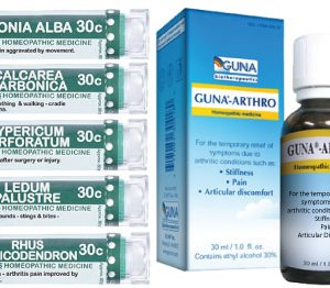 Arthritis Homeopathy Kit Ferrum Phos. #4 6X 500 tabs