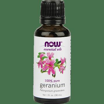 Geranium Oil 1 oz 19.99 7552 1 GERANIUM ESSENTIAL OIL 1 OZ