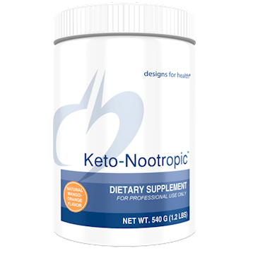 Keto-Nootropic designs for health