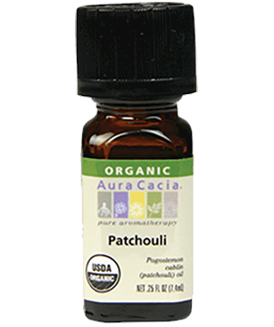 Patchouli Organic Essential Oil