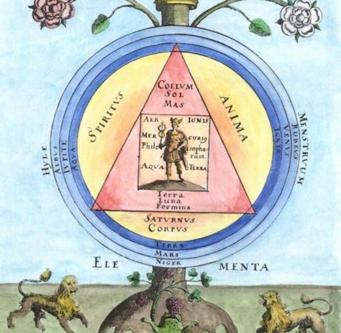 Alchemy: 'The Five Entities of Disease' from The Father of Toxicology