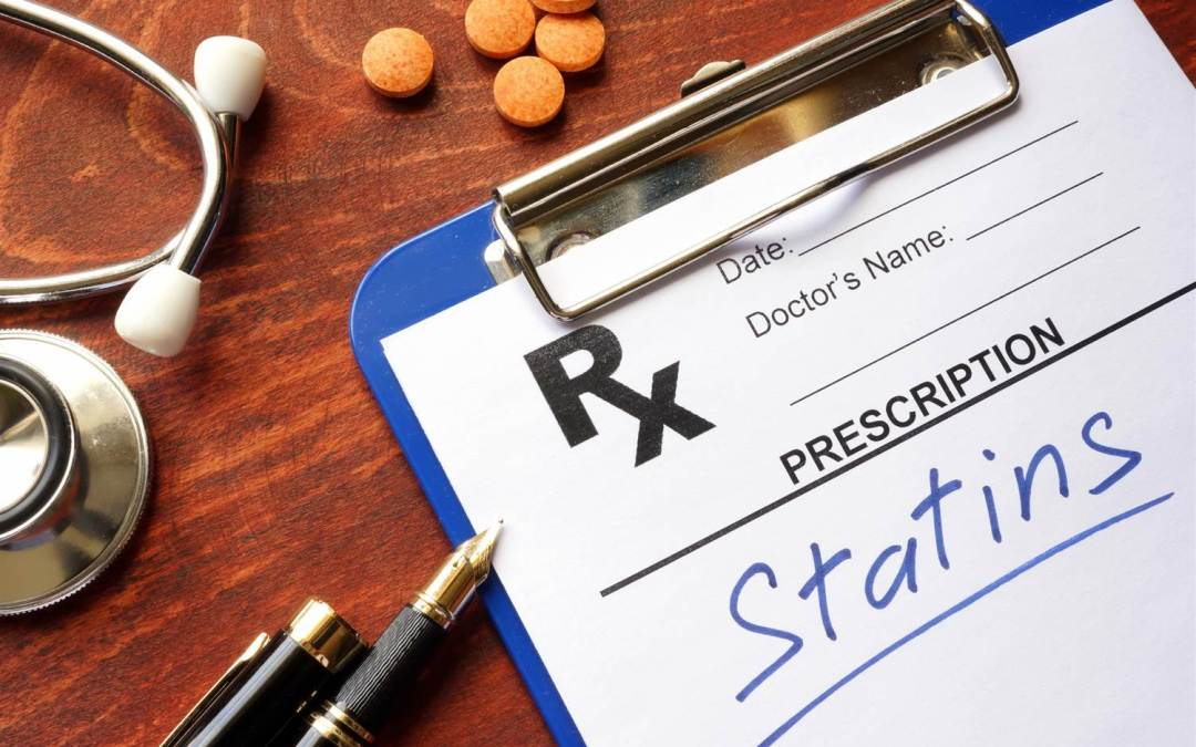 High cholesterol, statin drugs and CoQ10