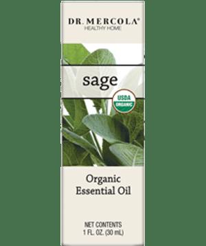 organic sage GERANIUM ESSENTIAL OIL 1 OZ