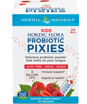 Kids Probiotic Pixies Rad Berry Toddler's Blend Probiotic 2.64 oz