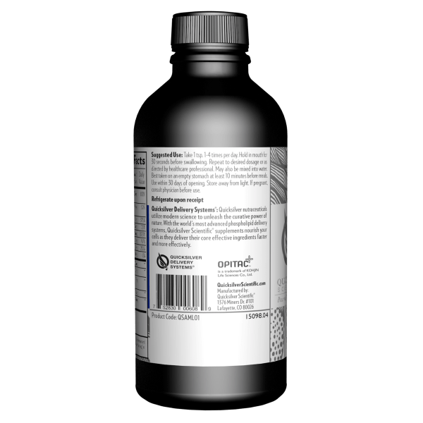 GlutComplex2 Liposomal Glutathione Complex 1.7 fl oz