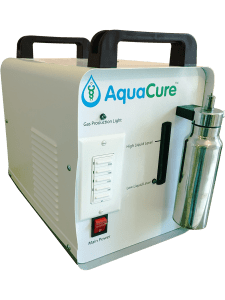 AquaCure EAH160 Hydrogen Therapy Medicine 1 Brown's Gas - Molecular Hydrogen Therapy For Chronic Pain