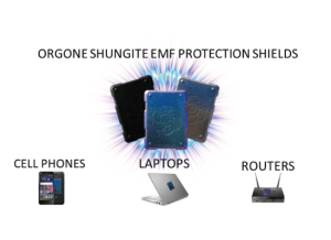 phone shield banner Cell phone radiation is associated with DNA damage
