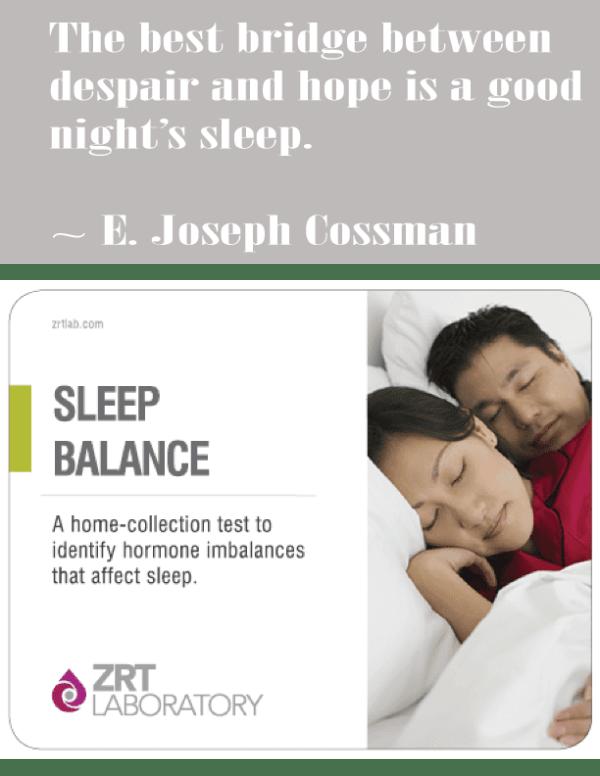 sleep balance2 Sleep Balance