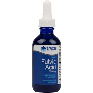 Ionic Fulvic Acid with ConcenTrace 2 oz Ionic Fulvic Acid with ConcenTrace 2 oz