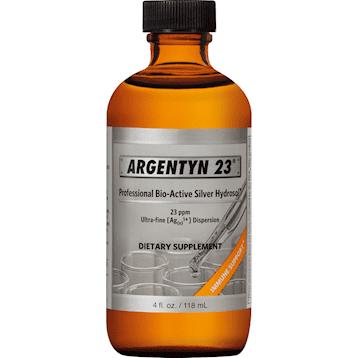 4 oz argentyn 23 Argentyn 23 Bio-Active Silver Hydrosol